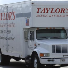 Photo Of Taylor Moving Storage Columbus Ga United States Over 40