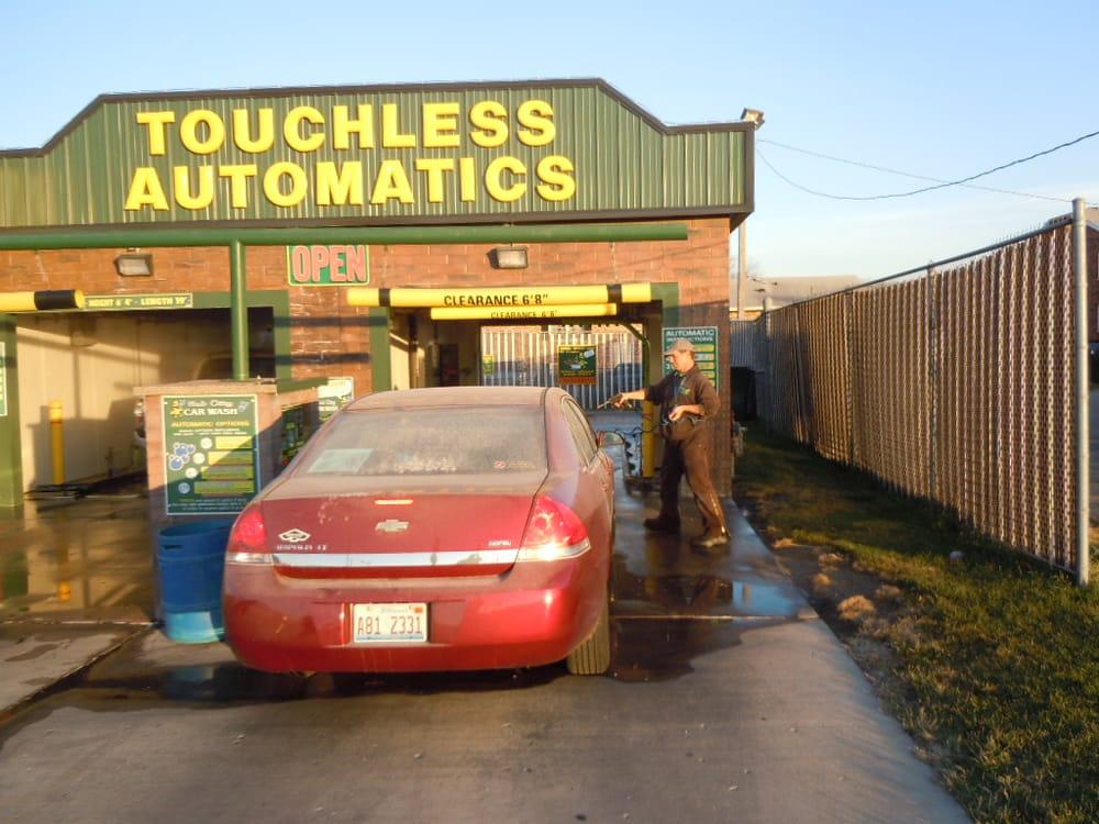 Hub City Car Wash: 1185 N 7th St, Rochelle, IL