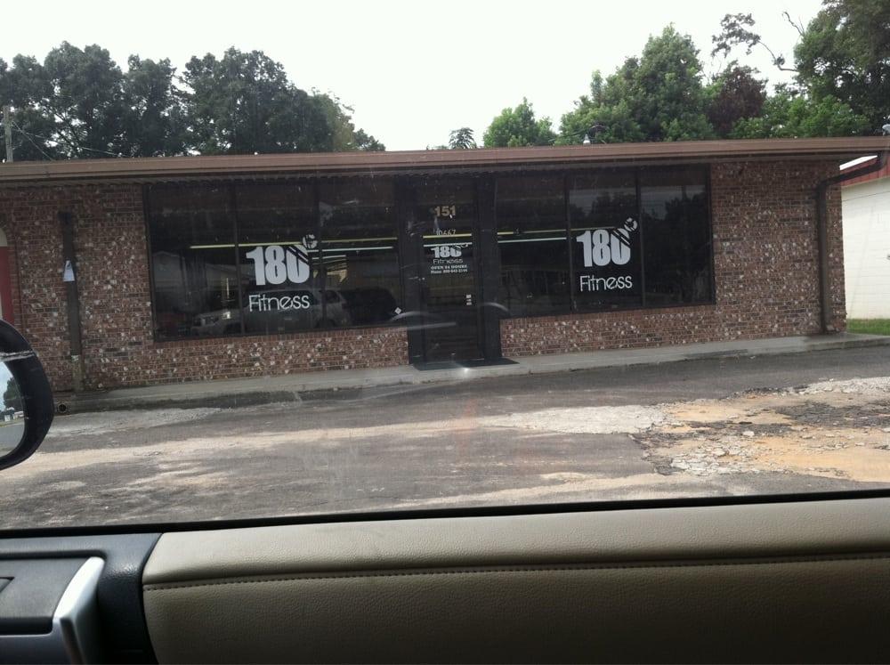 180 Fitness: 10667 NW State Road 20, Bristol, FL