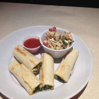 Zoes Kitchen Spinach Roll Ups zoes kitchen - 60 photos & 97 reviews - mediterranean - 3644 king