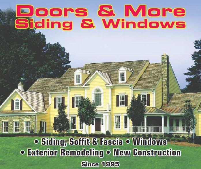 Doors & More: 611 E Logan, Marionville, MO