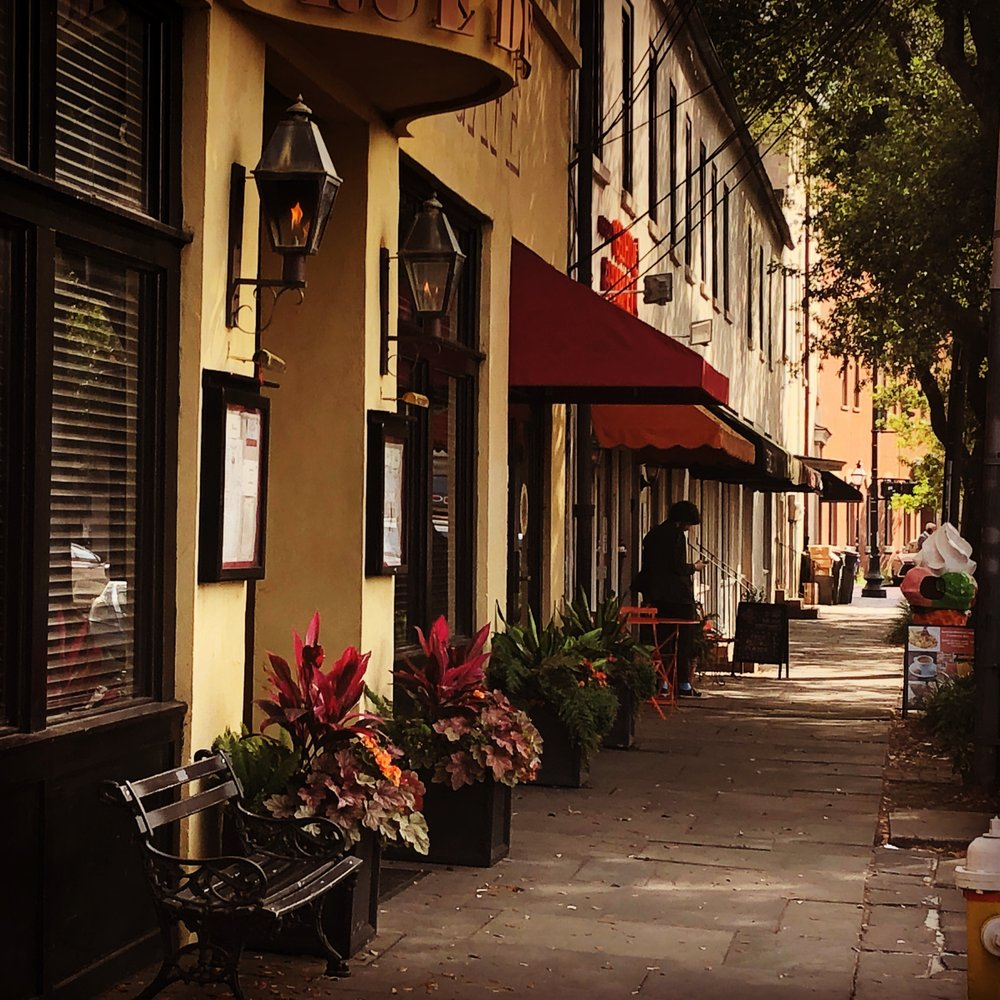 Holy City Magic: 49 1/2 John St, Charleston, SC