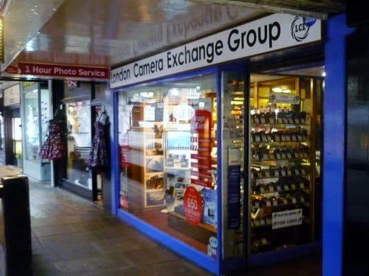 London Camera Exchange - Camera Shops - 9 Bridge Street Row East ...