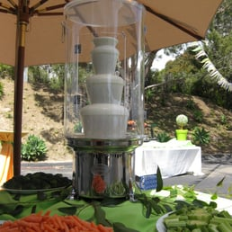 Chocolate Fountains Of San Diego Party Equipment Rentals