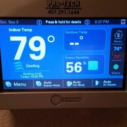 Pro-Tech Air Conditioning & Plumbing Service - 11 Photos & 21