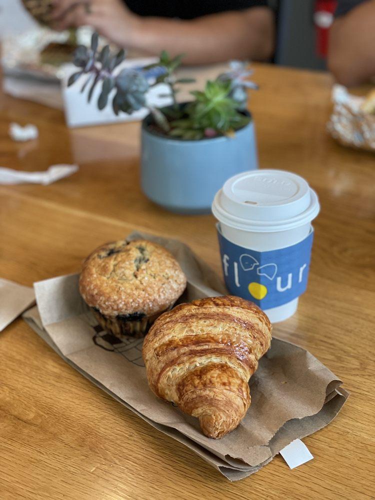 Social Spots from Flour Bakery + Café