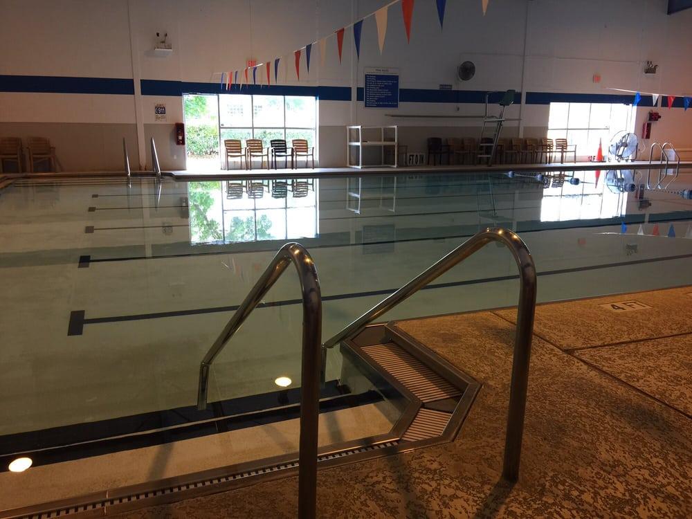 Hugh Smith Indoor Pool
