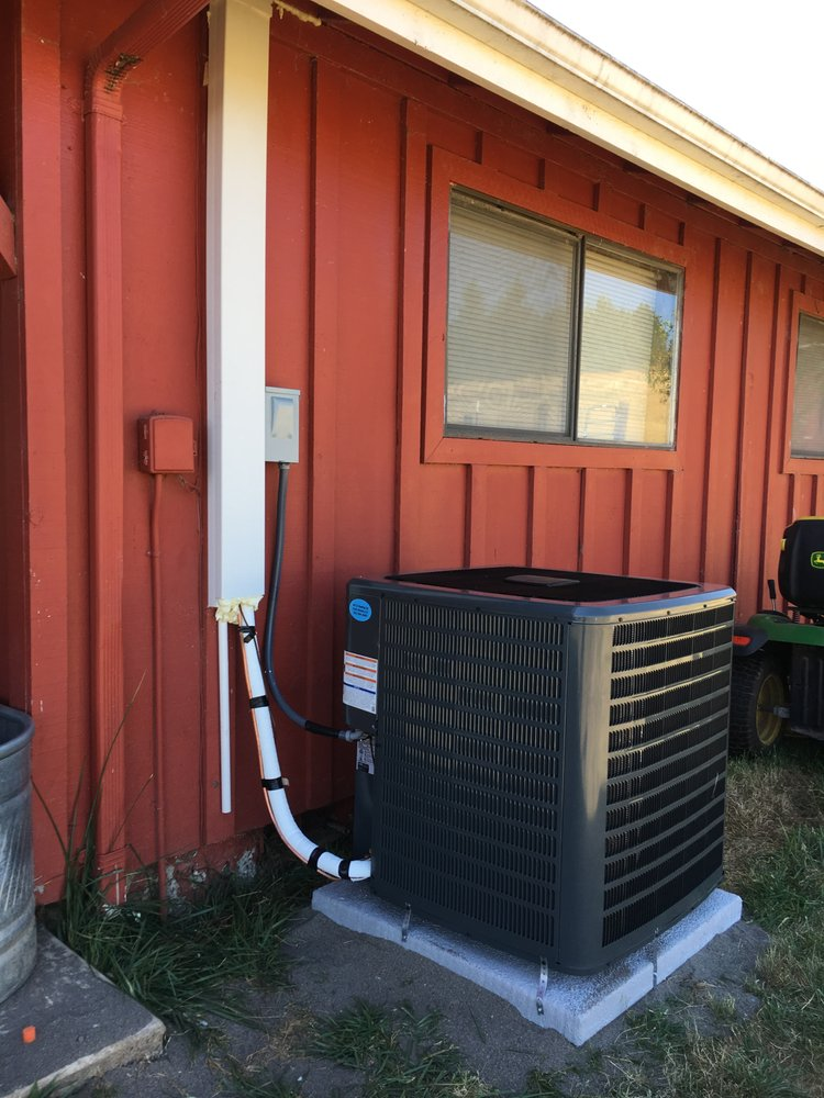 AC & Heating by Chris Hickok, LLC: 38374 Hwy 226, Scio, OR