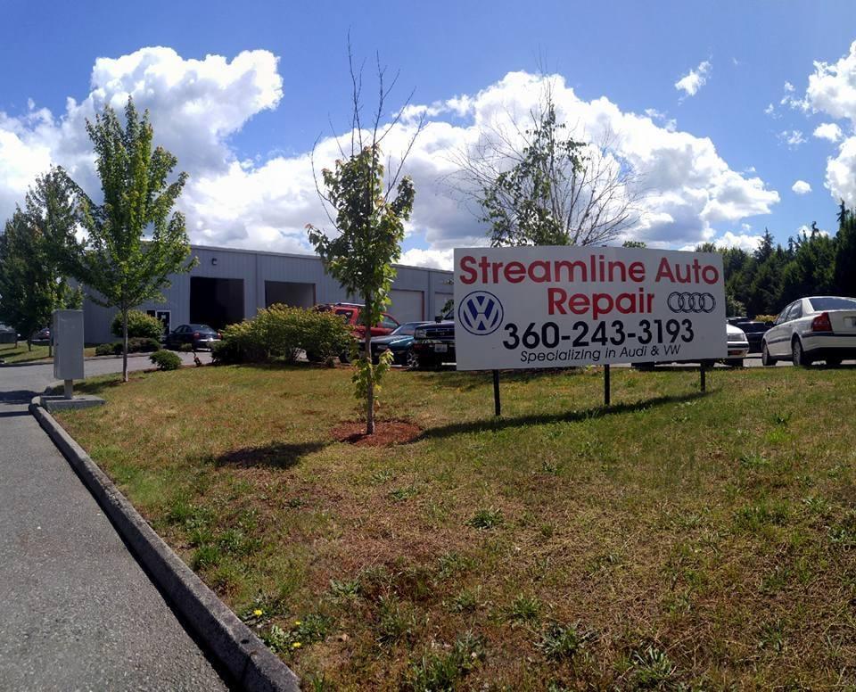 Streamline Auto Repair: 17120 Tye St, Monroe, WA