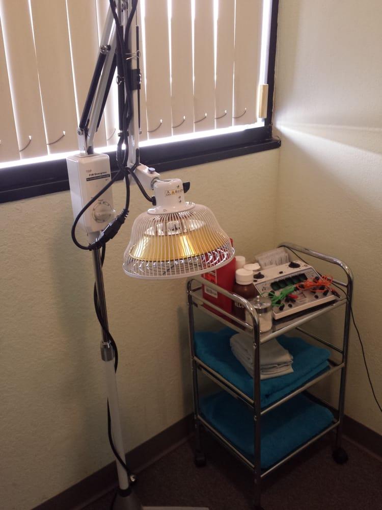 alpha stimulation machine