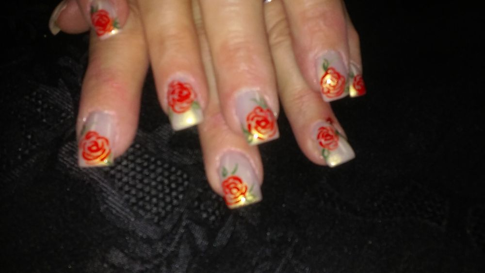 Bliss Nails and Salon: 90 Leonardville Rd, Belford, NJ
