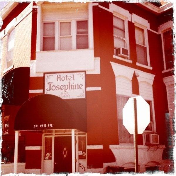 Josephine Hotel: 501 Ohio Ave, Holton, KS