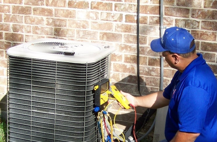 Campbell Air Conditioning & Heating: 4991 County Road 599, Farmersville, TX