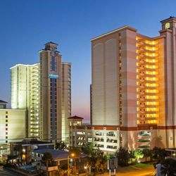 Photo Of Bluegreen Vacations Carolina Grande An Ascend Resort Myrtle Beach Sc
