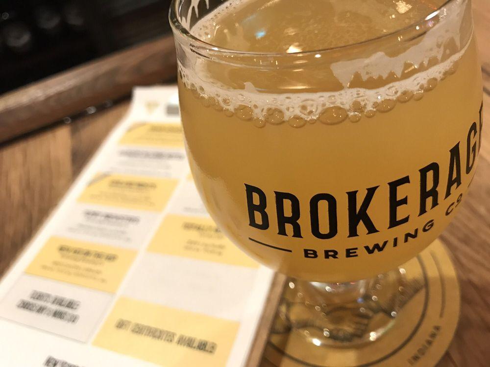 Brokerage Brewing: 2516 Covington St, West Lafayette, IN