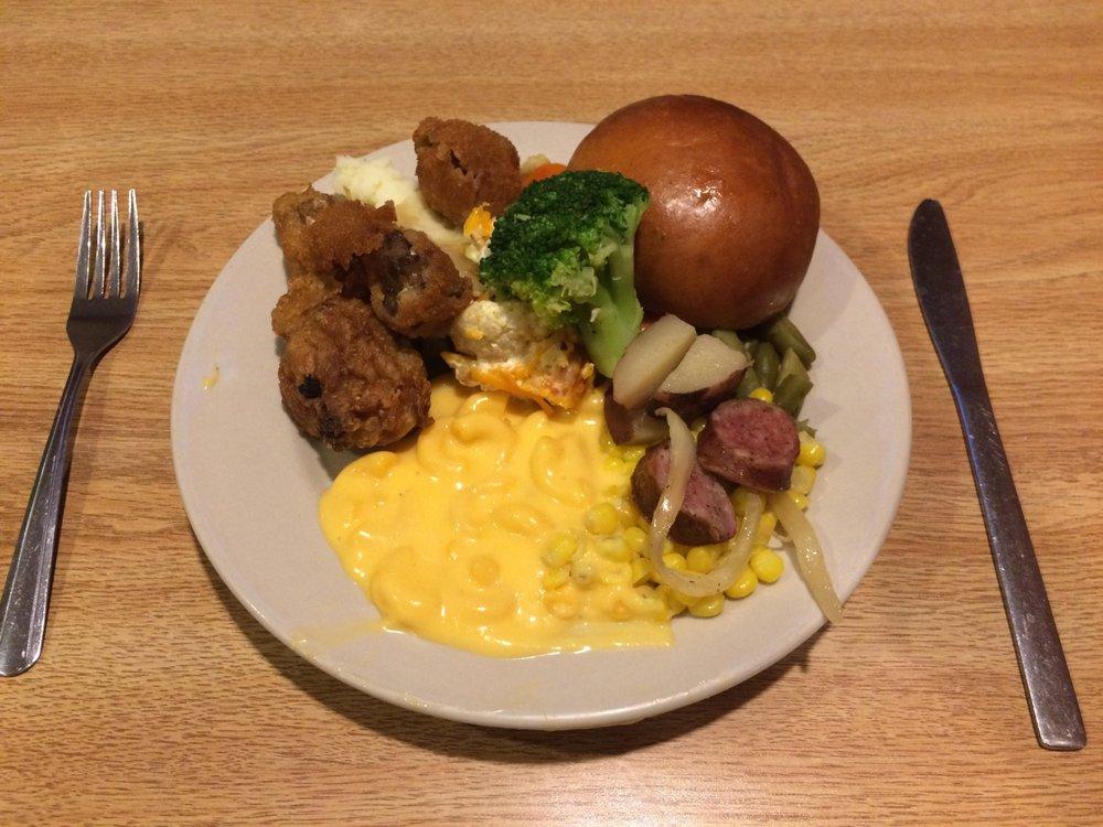 Ponderosa Steak House: 1542 US Hwy 220 N, Moorefield, WV