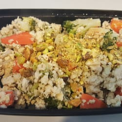 Photo Of Snap Kitchen   Philadelphia, PA, United States. Chicken Broccoli  Hash With ...
