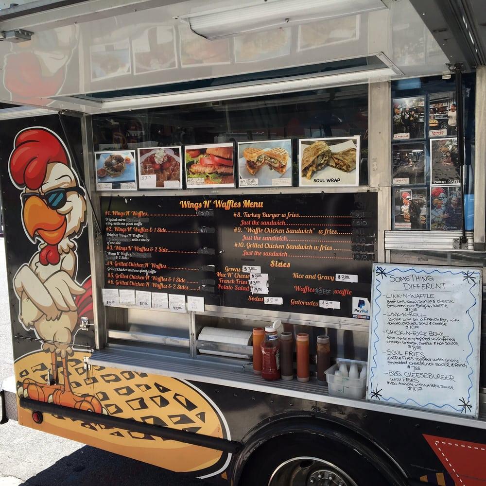 Wings Food Truck Near Me