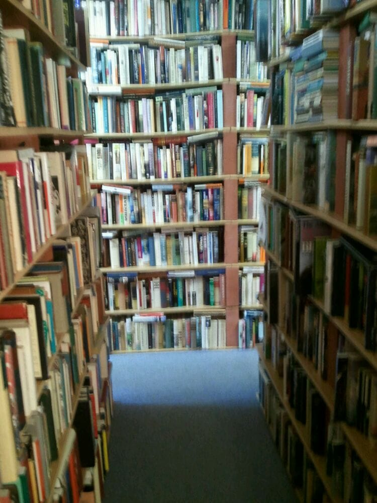 Blue Moon Books & Antiques