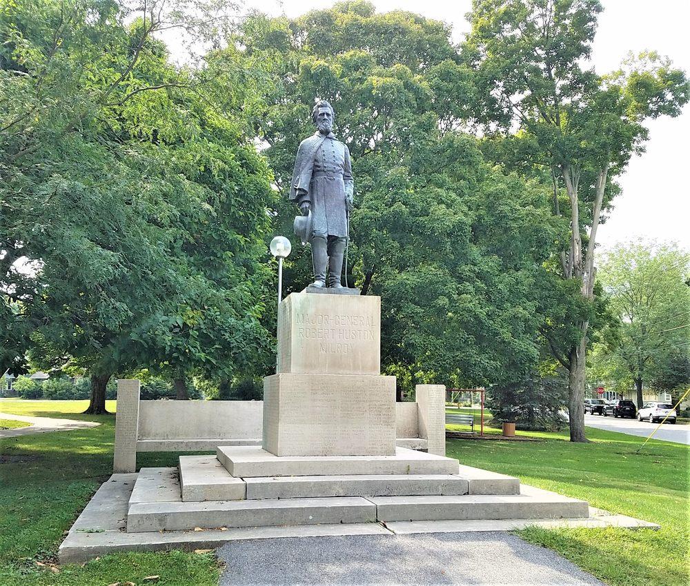 Milroy Park: 341 W Washington St, Rensselaer, IN