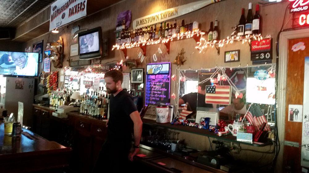 Jamestown Tavern: 902 W Main St, Lksid Marblhd, OH