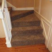Empire Carpet Floor Install