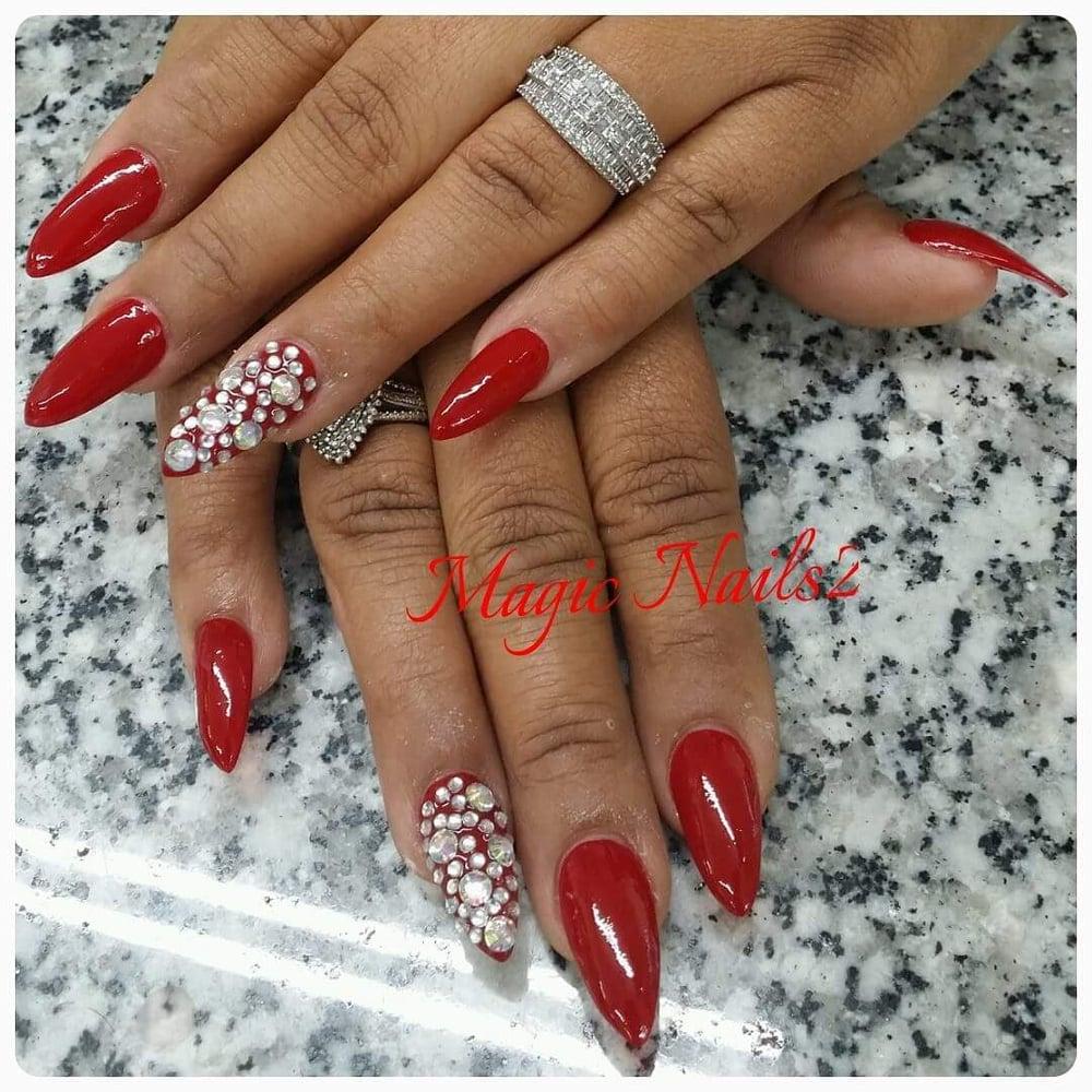 Photos for Magic nails 2 - Yelp