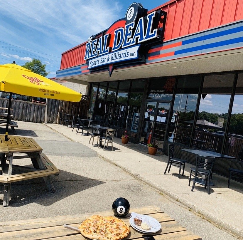Real Deal the Sports Bar & Billiards