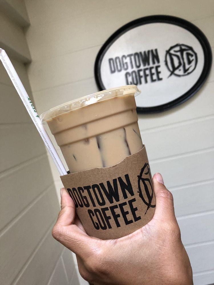 Dogtown Coffee Fairmont Miramar