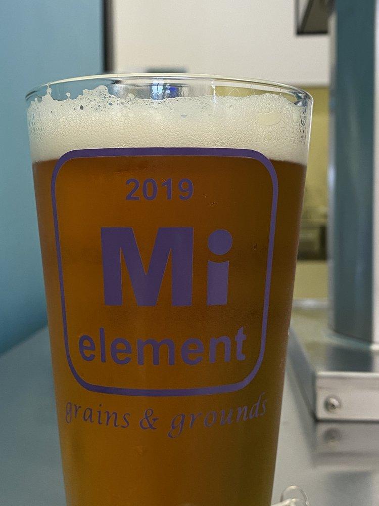 Mi element grains and grounds: 3124 Jefferson, Midland, MI