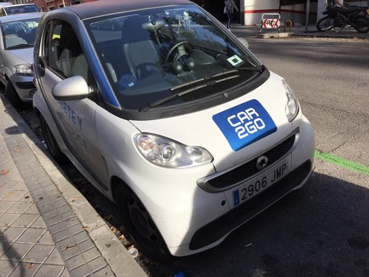 Photo For Car2go