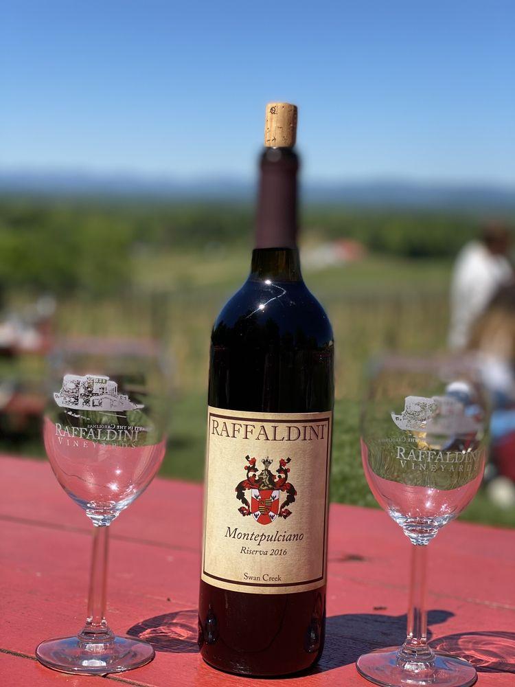 Raffaldini Winery: 450 Groce Rd, Ronda, NC