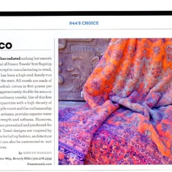 Photo Of Fresco Towels   Beverly Hills, CA, United States ...