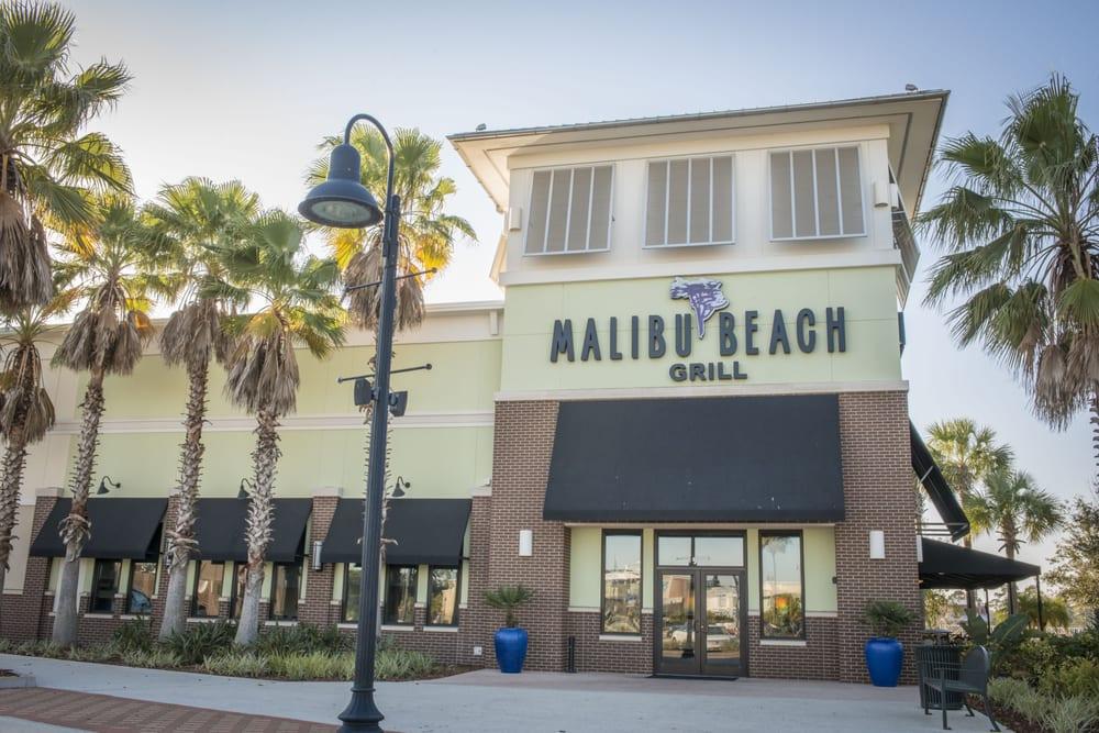 Malibu Beach Grill