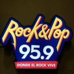 Rock & Pop 95.9 FM - FM 95.9 - Buenos Aires, Argentina