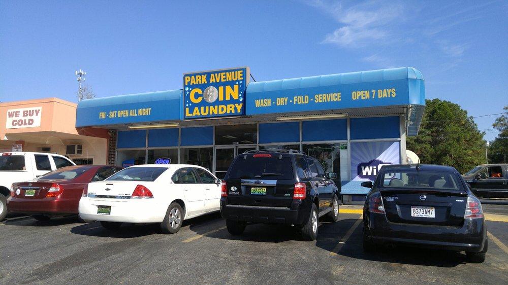 Park Avenue Coin Laundry: 1028 N Park Ave, Dothan, AL