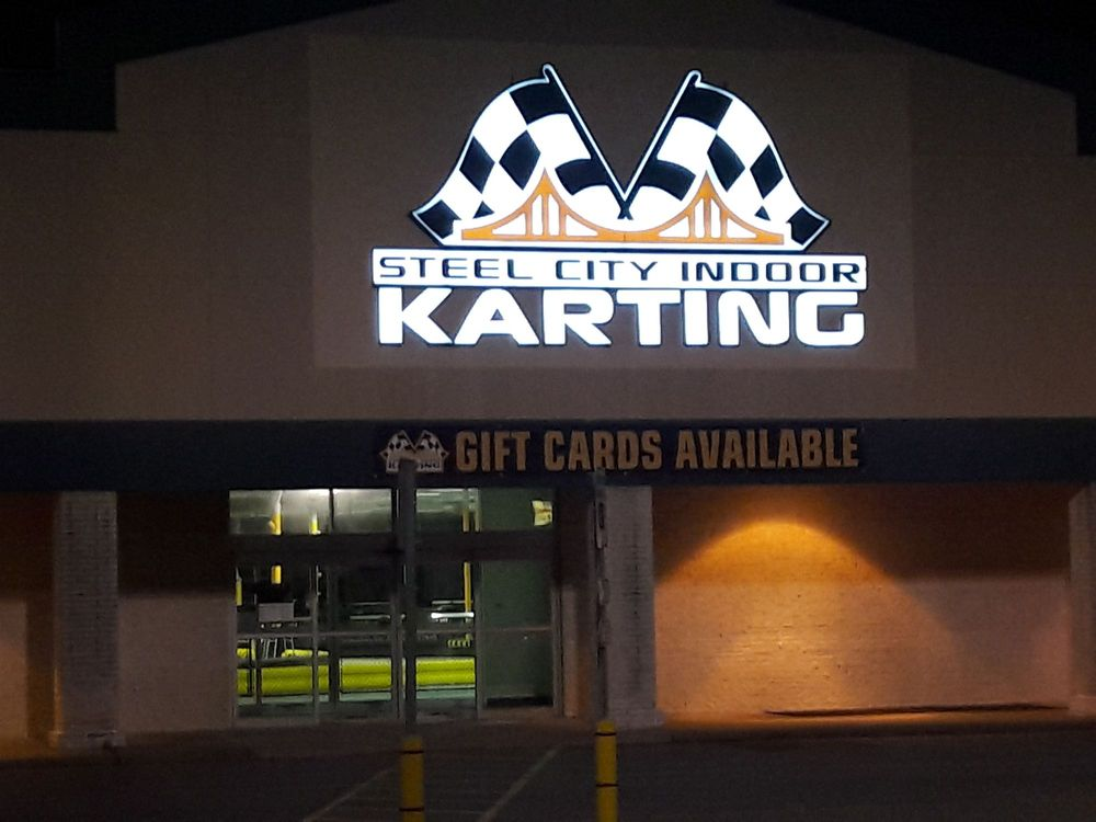 Steel City Indoor Karting: 360 Mall Circle Dr, Monroeville, PA
