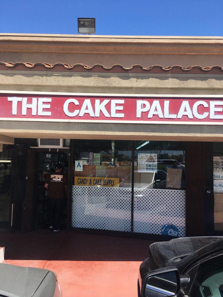 The Cake Palace Carson Ca