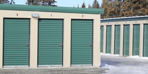 Murphy's Self Storage: 25 Murphy Rd, North Franklin, CT
