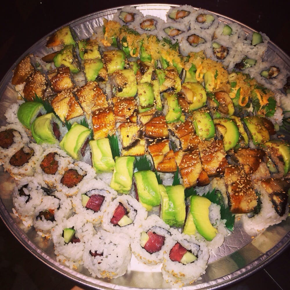 Sushi Restaurants Near Mchenry Il