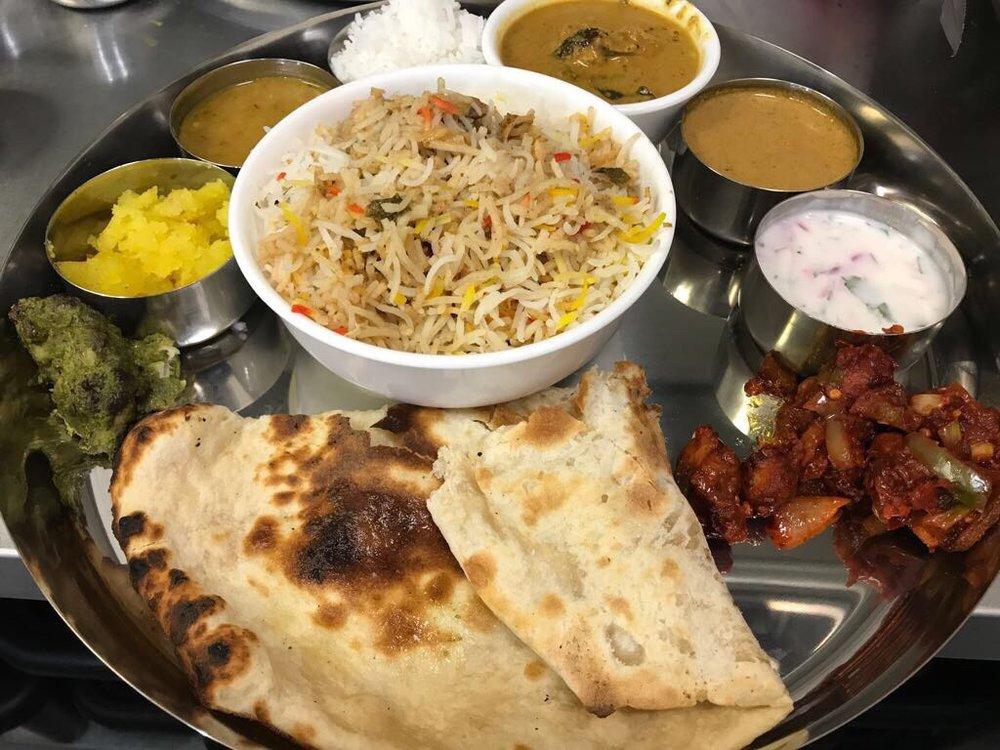 Indian Restaurant Near Bothell
