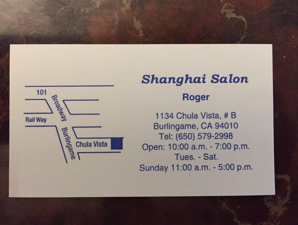 Shanghai Salon 10 Reviews Hair Salons 1134 Chula Vista Ave
