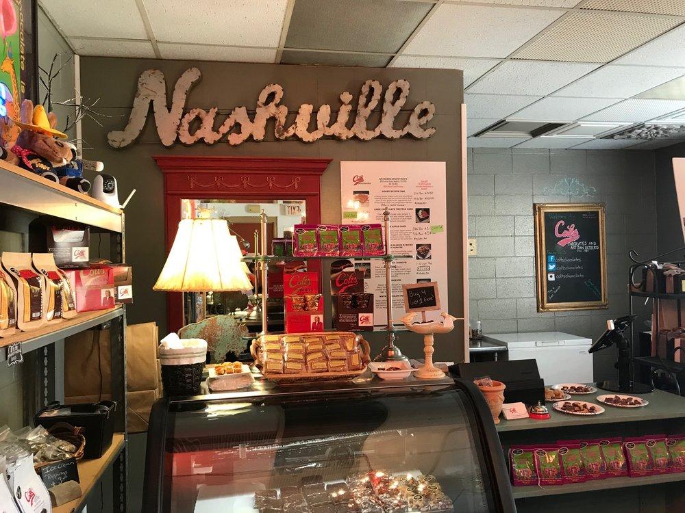 Local Tastes of Nashville: 900 Rosa Parks Blvd, Nashville, TN
