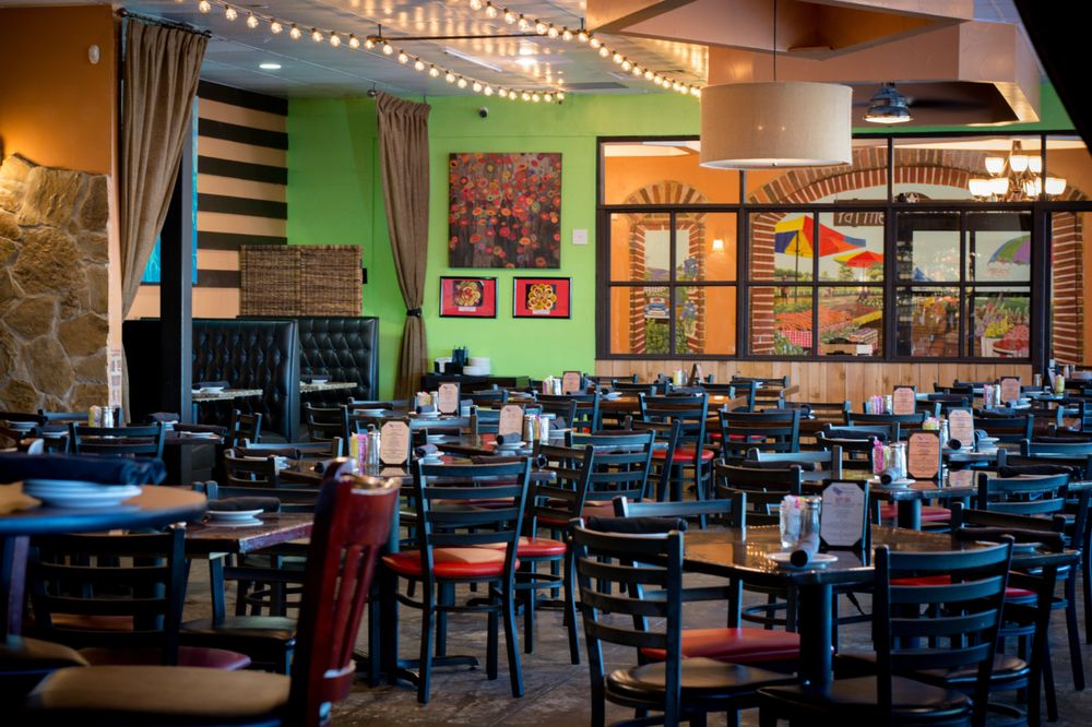 Blue Corn Harvest Bar & Grill: 700 E Whitestone Blvd, Cedar Park, TX