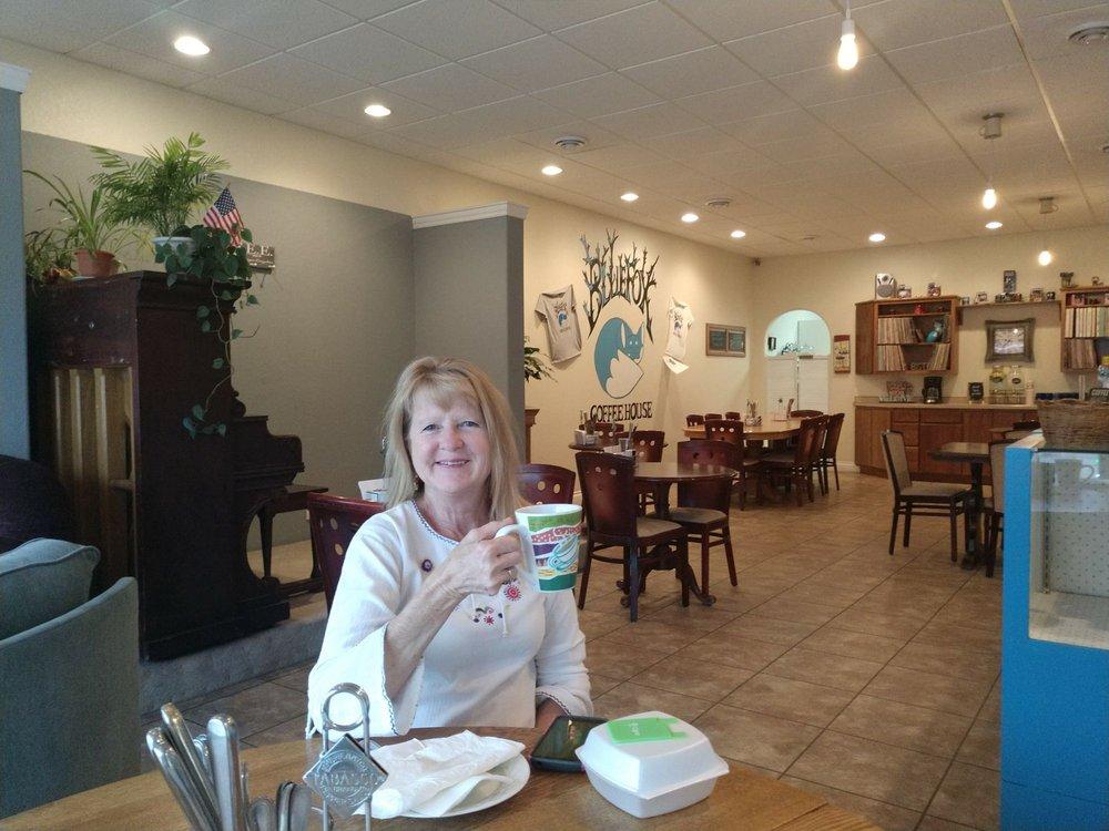 Blue Fox Coffeehouse: 110 Main St W, Cavalier, ND