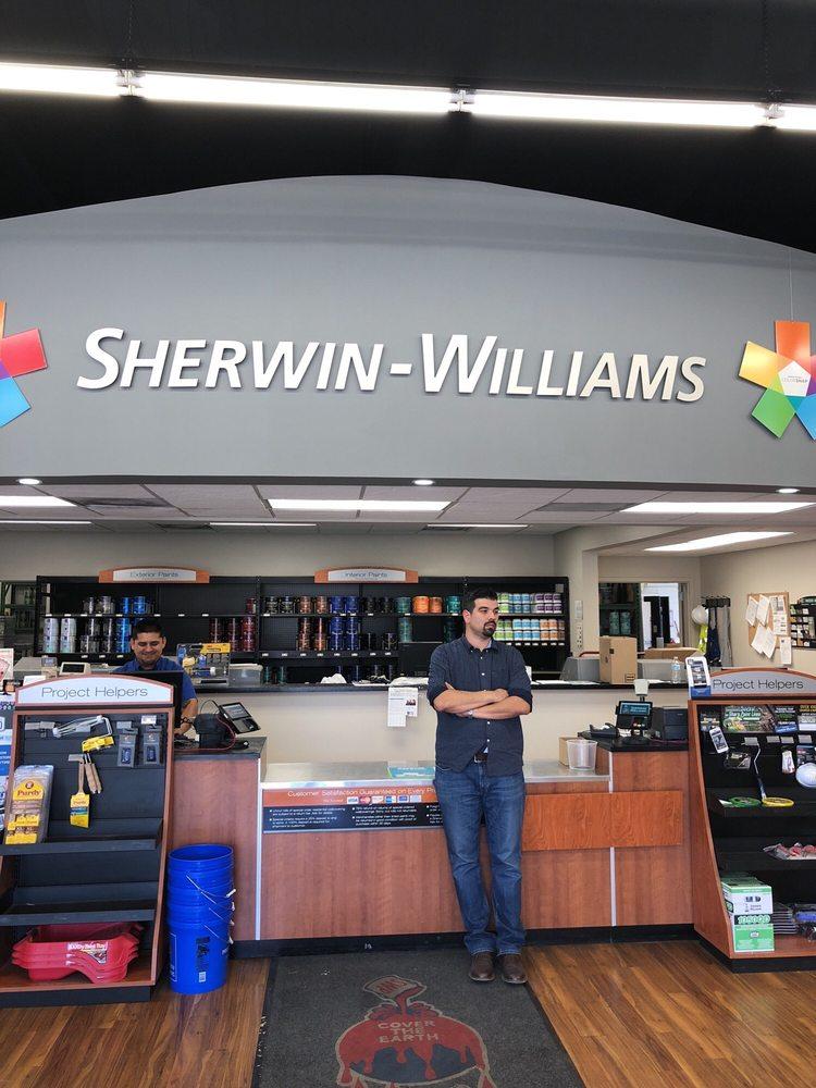 Sherwin-Williams Paint Store: 1620 W Whittier Blvd, La Habra, CA