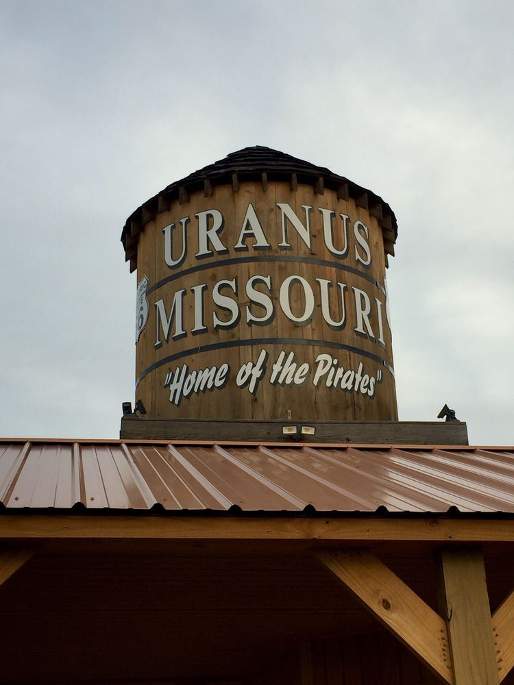 Uranus Fudge Factory and General Store