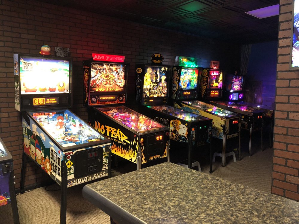The Pinball Alley: 450020 B State Rd, Callahan, FL