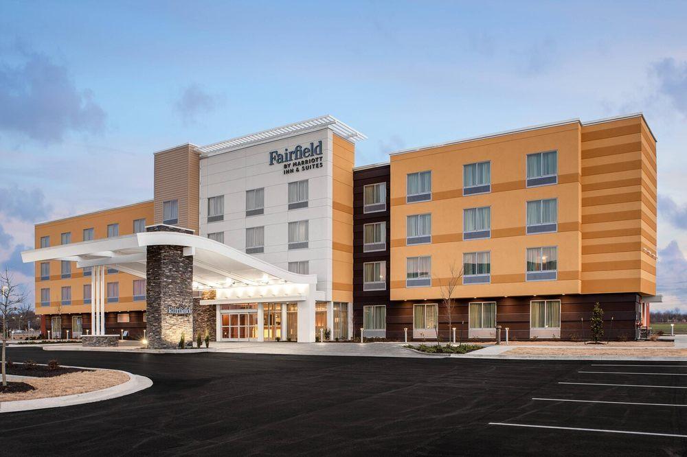 Fairfield Inn & Suites by Marriott Memphis Marion, AR: 101 Hannah Lane, Marion, AR