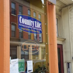 Photo Of Country Life Vegetarian Restaurant Keene Nh United States Besides A